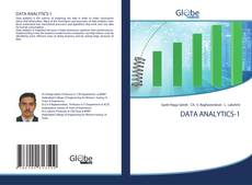 Bookcover of DATA ANALYTICS-1