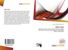 Bookcover of Idris Cox