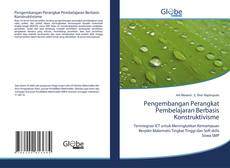 Buchcover von Pengembangan Perangkat Pembelajaran Berbasis Konstruktivisme