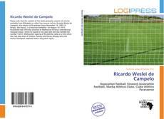 Capa do livro de Ricardo Weslei de Campelo