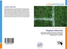 Обложка Stephen Ademolu
