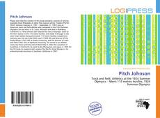 Bookcover of Pitch Johnson