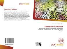 Portada del libro de Sébastien Chabbert