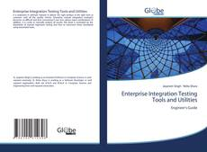 Capa do livro de Enterprise Integration Testing Tools and Utilities