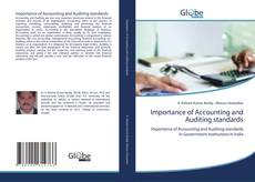 Bookcover of Importance of Accounting and Auditing standards