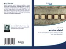 Bookcover of Muzej za mlade?