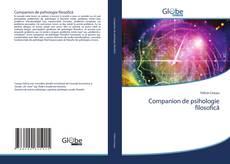 Bookcover of Companion de psihologie filosofică