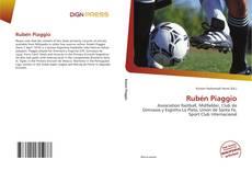 Bookcover of Rubén Piaggio