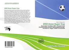 Capa do livro de 2002 Asian Super Cup