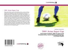 Capa do livro de 2001 Asian Super Cup