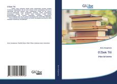 Bookcover of O'Zbek Tili