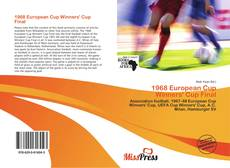 Bookcover of 1968 European Cup Winners' Cup Final