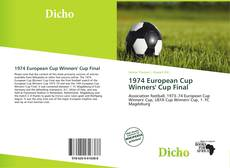Buchcover von 1974 European Cup Winners' Cup Final