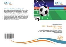 Buchcover von 1991 Football League Play-offs