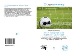 Bookcover of 1977 European Cup Winners' Cup Final