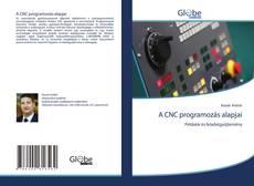 Обложка A CNC programozás alapjai