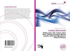 Lamba (Garment) kitap kapağı