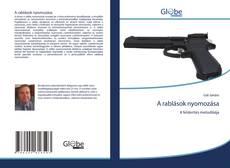 Buchcover von A rablások nyomozása