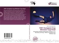 1991 European Cup Winners' Cup Final kitap kapağı