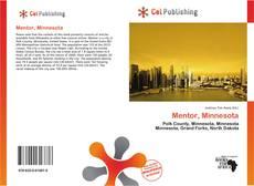 Bookcover of Mentor, Minnesota