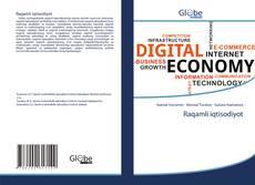 Bookcover of Raqamli iqtisodiyot