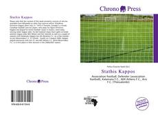 Bookcover of Stathis Kappos