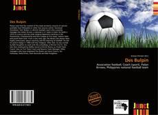 Des Bulpin的封面