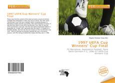 1997 UEFA Cup Winners' Cup Final kitap kapağı
