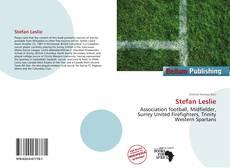 Bookcover of Stefan Leslie