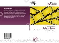 Portada del libro de Dolores Sutton