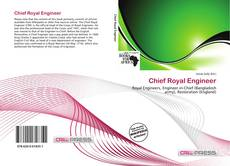 Bookcover of Chief Royal Engineer