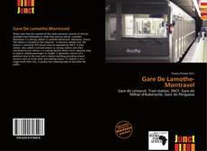 Обложка Gare De Lamothe-Montravel