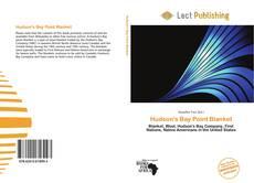 Bookcover of Hudson's Bay Point Blanket