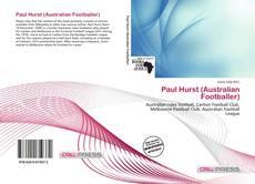 Bookcover of Paul Hurst (Australian Footballer)