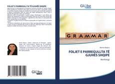 Buchcover von FOLJET E PARREGULLTA TË GJUHËS SHQIPE