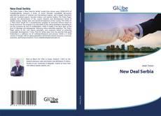 Buchcover von New Deal Serbia