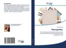 Обложка Monografiya