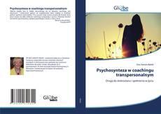 Buchcover von Psychosynteza w coachingu transpersonalnym