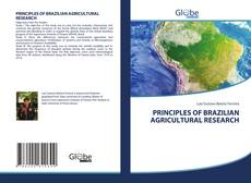 Buchcover von PRINCIPLES OF BRAZILIAN AGRICULTURAL RESEARCH