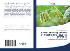 Borítókép a  Rainfall variability and risks of droughts during soybean cultivation - hoz