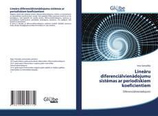 Buchcover von Lineāru diferenciālvienādojumu sistēmas ar periodiskiem koeficientiem