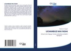 Buchcover von UCHAMBUZI WA FASIHI