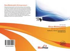 Couverture de Reza Malekzadeh (Entrepreneur)