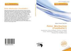 Bookcover of Peter Warburton (Footballer)