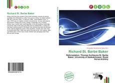 Couverture de Richard St. Barbe Baker
