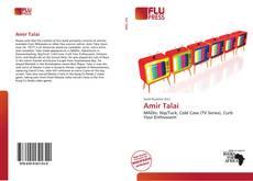Buchcover von Amir Talai
