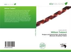 Bookcover of William Tabbert