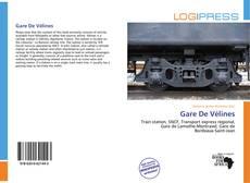 Обложка Gare De Vélines