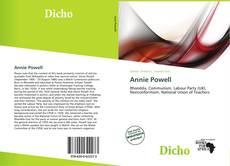 Portada del libro de Annie Powell