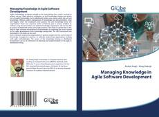 Borítókép a  Managing Knowledge in Agile Software Development - hoz
